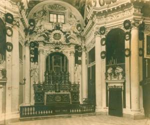 1910-INTERNO DELLA CHIESA