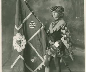 1928-IL PAGGIO MAGGIORE CON IL NUOVO COSTUME