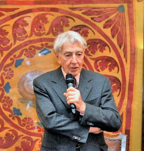 Overtures. Corrado Augias nella Chiocciola (7 aprile 2018)
